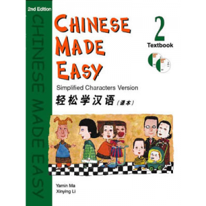 Libro de texto Chinese Made Easy 2